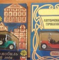 Geçmişin arabaları