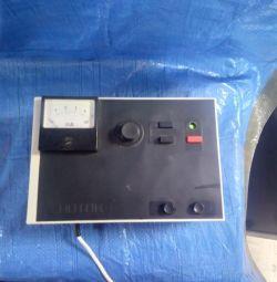 POTOK-1 apparatus for electrophoresis working, used