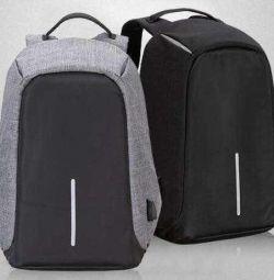 Backpack Bobby