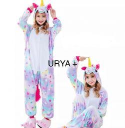 Pijamale Kigurumi nou