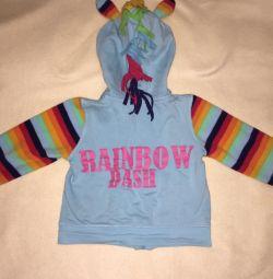 My little pony 110 sweatshirt