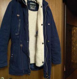 Куртка-парку чоловіча р.48
