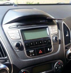 Hyundai ix 35 Στερεοφωνική κεφαλή αυτοκινήτου In-Dash