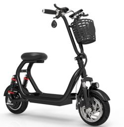 Scooter compact electro