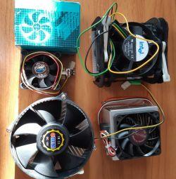 Coolere pentru procesoare