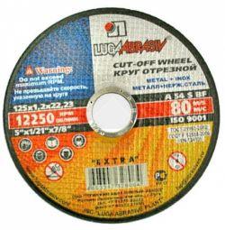Discuri de tăiere pentru polizor 125mm