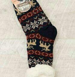 Ev çorap