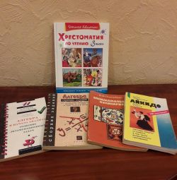 Algebra, Aikido, reading book reading manuals,