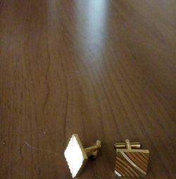 Used cufflinks