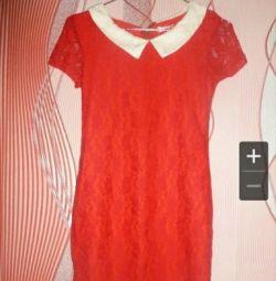 Yeni genç elbise