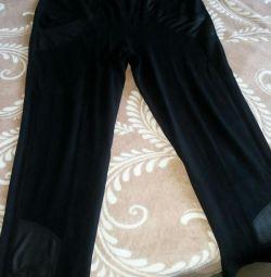 Trousers knitwear 62-64r