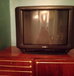Τηλεόραση SONY Trinitron