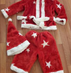 Santa Claus Costume for children