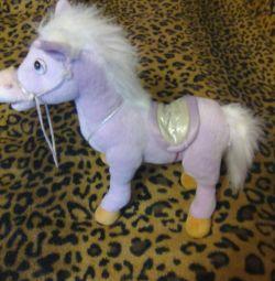 Το άλογο θα σας πει μια ομοιοκαταληξία. Μουσικό.