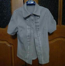 Блузка для школы Pinetti