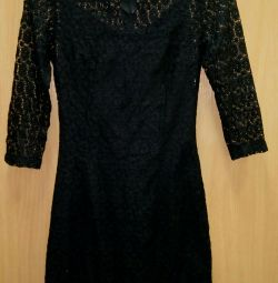 Elbise. Acilen satış