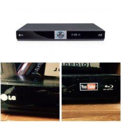 Відео LG BD370, Blu-ray програвач