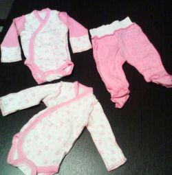 Lucruri pentru nou-născuți cu greutate mică