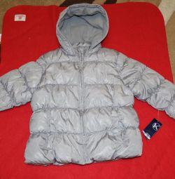 НОВАЯ демисезонная куртка KIABI