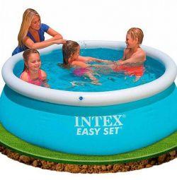 Pool Easy Set, 183x51 cm, 28101, Intex