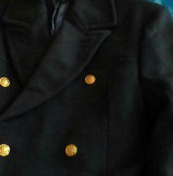 Soldier's overcoat