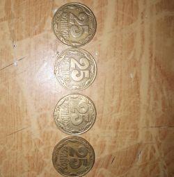 Ukrayna'nın paraları