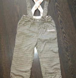 Trousers for growth 104