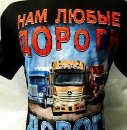 Trucker Men's T-Shirt