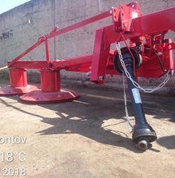 Mower rotor Poland PM24