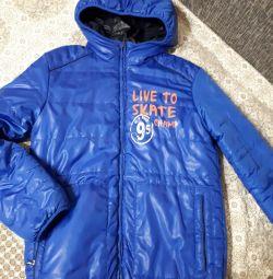 Куртка 2 в 1 рост 152