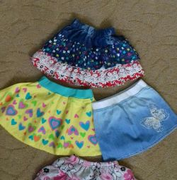 Skirts for all 150rubley