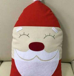 Νέο μαξιλάρι Άγιος Βασίλης