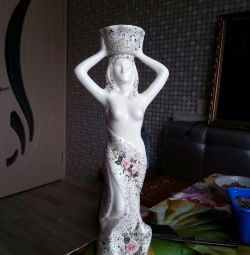 Vazo kadın 40cm