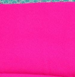 Fabric new length 2 m., Width 1.5 m.