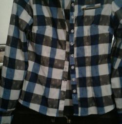 Shirt checkered
