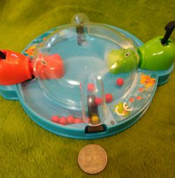 The Hungry Hippos Game