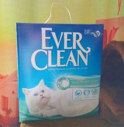 """Umplerea umplută """"Ever Clean"""" 10 kg"""