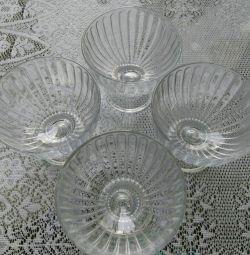 Креманки-вазочки