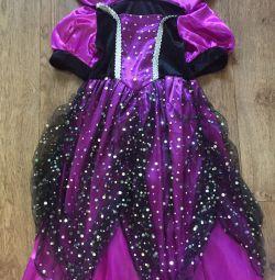 Yılbaşı Prensesi Elbisesi