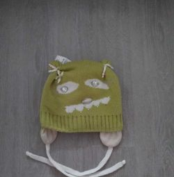 hat for girls p.50-52 winter