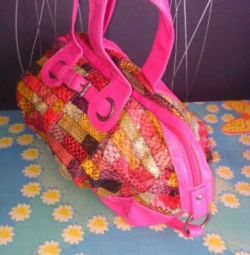 Sale of women's summer handbag