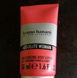 Body Lotion Bruno Banani