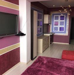 Apartment, 1 room, 43 m ²