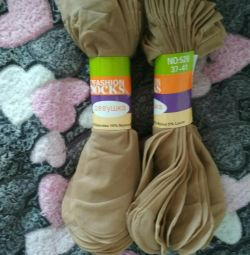 Πλεκτά κάλτσες