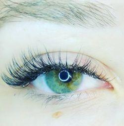 Extensii de ochi