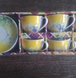 Set nou de ceai