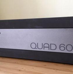 Hi-End усилитель мощности QUAD 606 конечник