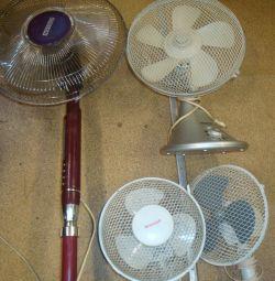 Ventilator pentru podea / ventilator desktop