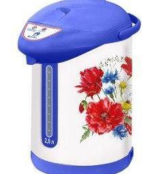 Su ısıtıcısı termos elektrikli TP7-820 Kır çiçekleri
