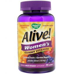 Natures Way Alive Women's Vitamins, 75 pcs